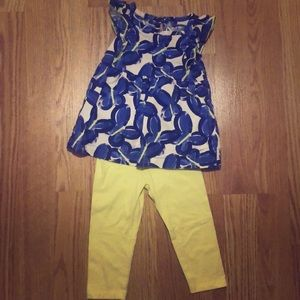 CUTE Carter's two piece outfit!